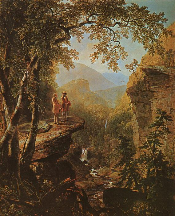 Asher Brown Durand Kindred Spirits Germany oil painting art