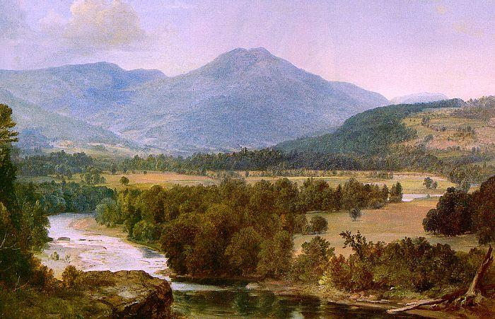 Asher Brown Durand Genesee Valley Landscape Germany oil painting art