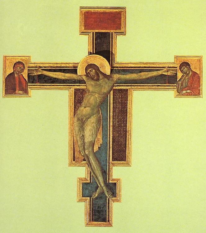 Cimabue Crucifix dfdhhj oil painting image