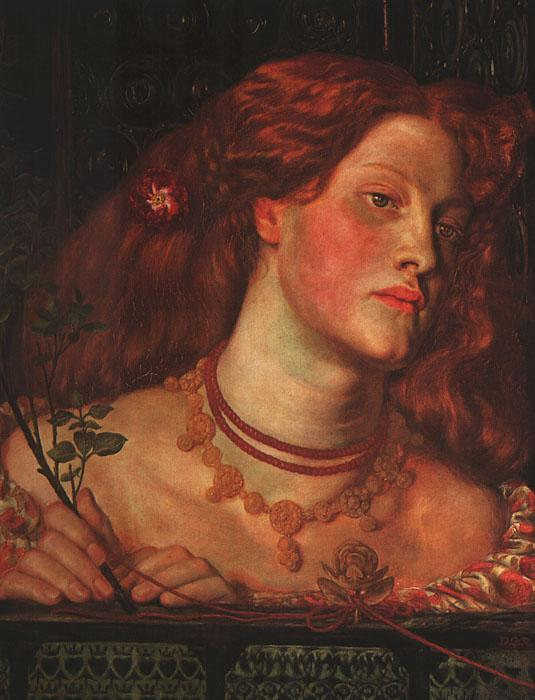 Dante Gabriel Rossetti Fair Rosamund Germany oil painting art