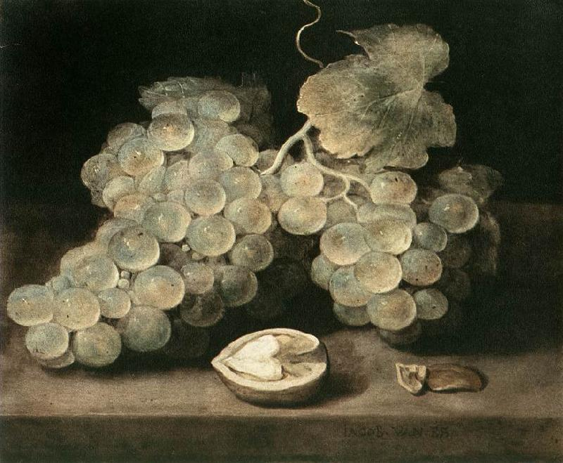 ES, Jacob van Grape with Walnut d oil painting image