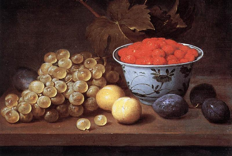 ES, Jacob van Still-Life with Fruit  dg oil painting image