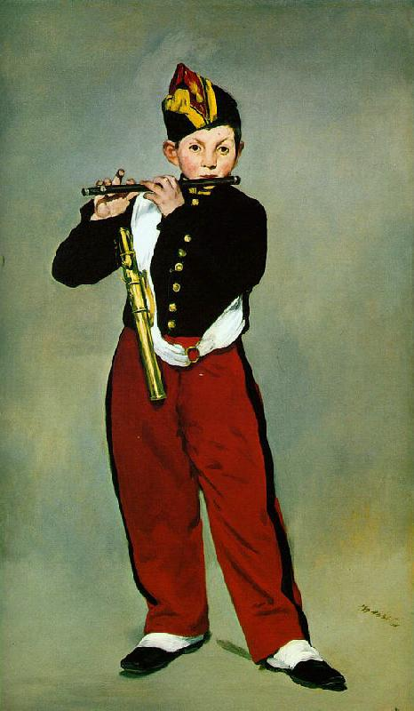 Edouard Manet The Old Musician  aa oil painting image