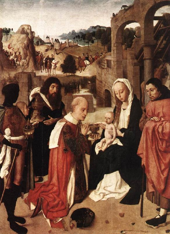 GAROFALO Adoration of the Kings ff oil painting image