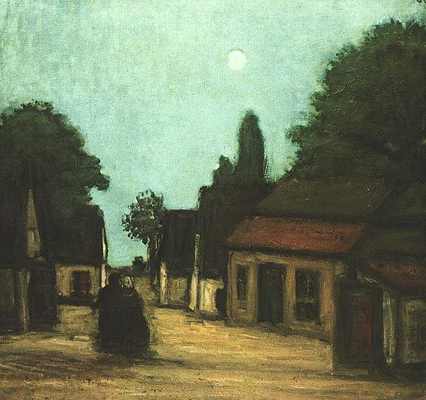 Jacob Smits Evening Landscape Germany oil painting art