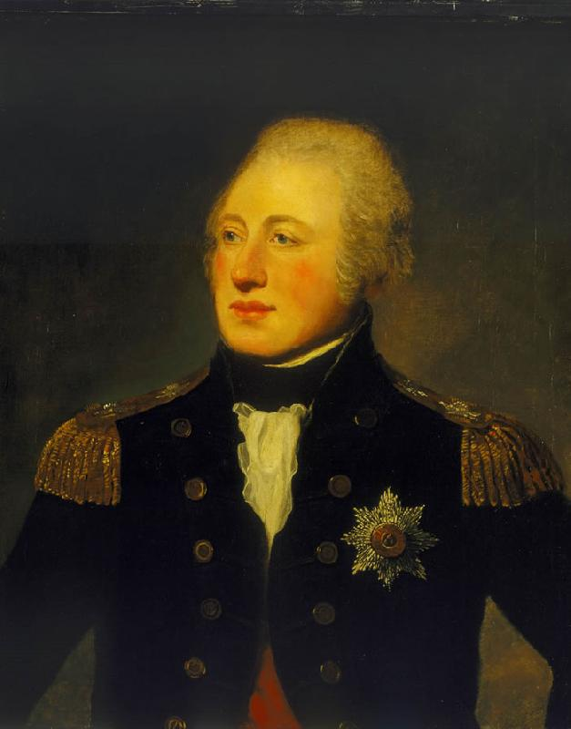 Lemuel Francis Abbott Vice-Admiral Sir Andrew Mitchell oil painting image