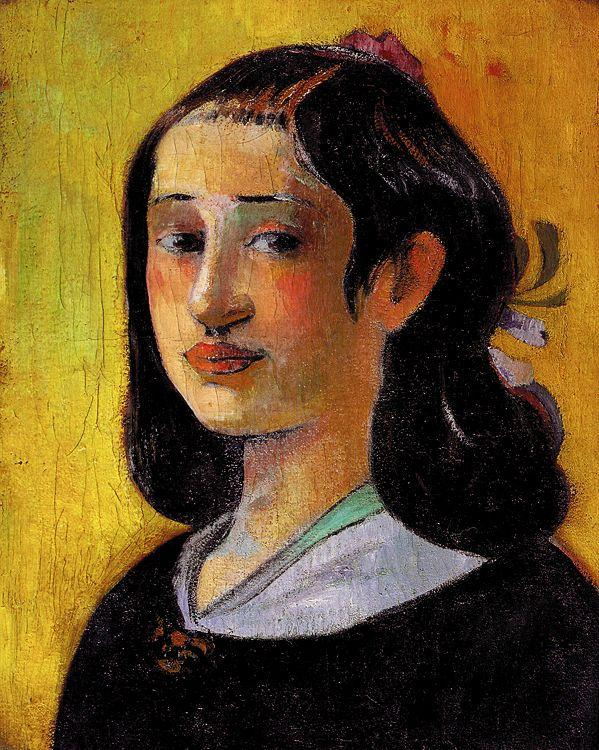 Paul Gauguin The Artist's Mother 1 Germany oil painting art