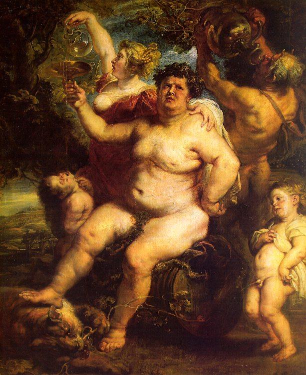 Peter Paul Rubens Bacchus Germany oil painting art