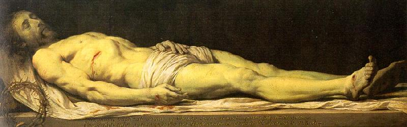 Philippe de Champaigne The Dead Christ oil painting image