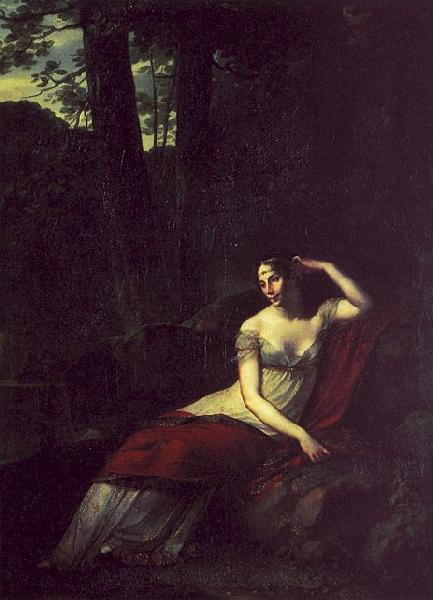 Pierre-Paul Prud hon The Empress Josephine Germany oil painting art