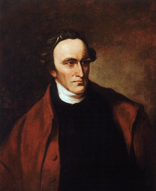 Thomas Sully Portrait of Patrick Henry Germany oil painting art