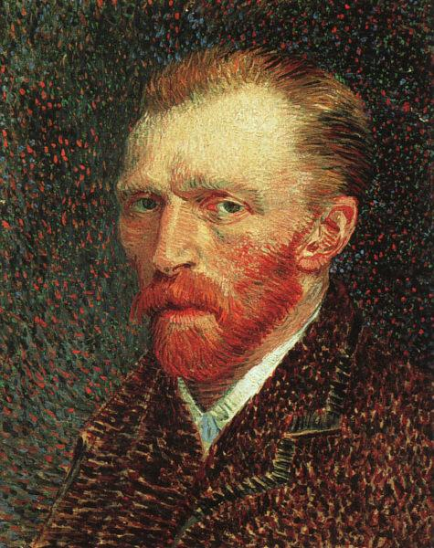 Vincent Van Gogh Self Portrait  555 Germany oil painting art