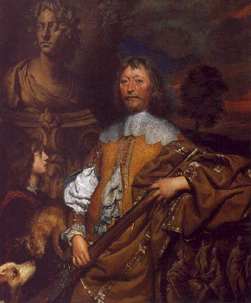 William Dobson Endymion Porter oil painting image