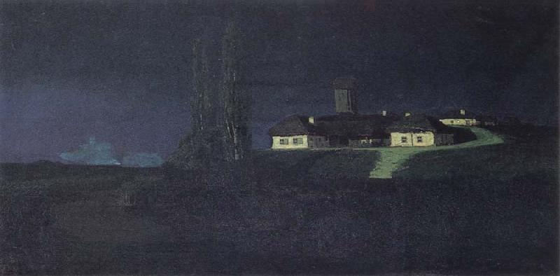 Arkhip Ivanovich Kuindzhi The night of Ukraine oil painting picture