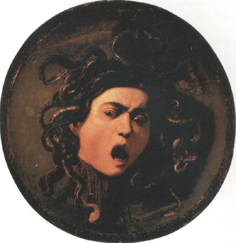 Caravaggio Head of the Medusa oil painting picture