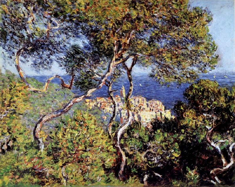 Claude Monet Bordigbera oil painting picture