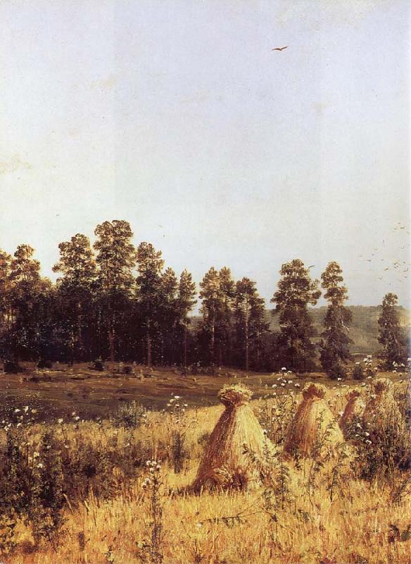 Ivan Shishkin Landscape in Polesye oil painting picture