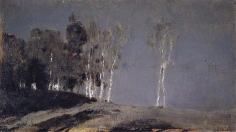 Levitan, Isaak Moon oil painting picture