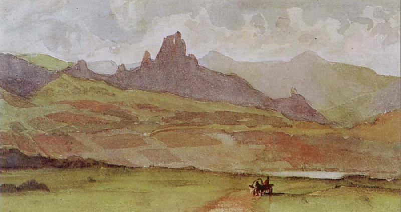 Vasily Surikov The Minusinsk Steppe oil painting picture