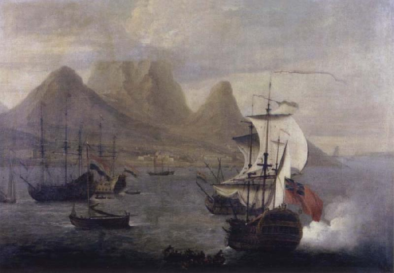 unknow artist The Cape of Good Hope oil painting picture