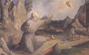 Domenico Beccafumi St Francis Receiving the Stigmata (mk05) oil painting image