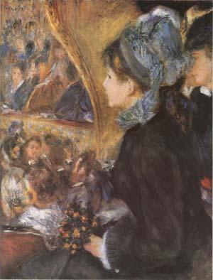 Pierre-Auguste Renoir La Premiere Sortie (The First Outing) (mk09) oil painting picture