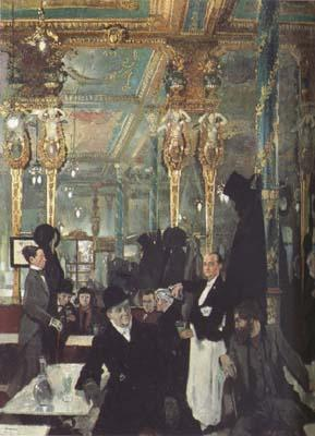 Sir William Orpen The Cafe Royal (mk06) oil painting image